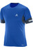 Salomon Agile SS Tee Men blue yonder/big blue-x